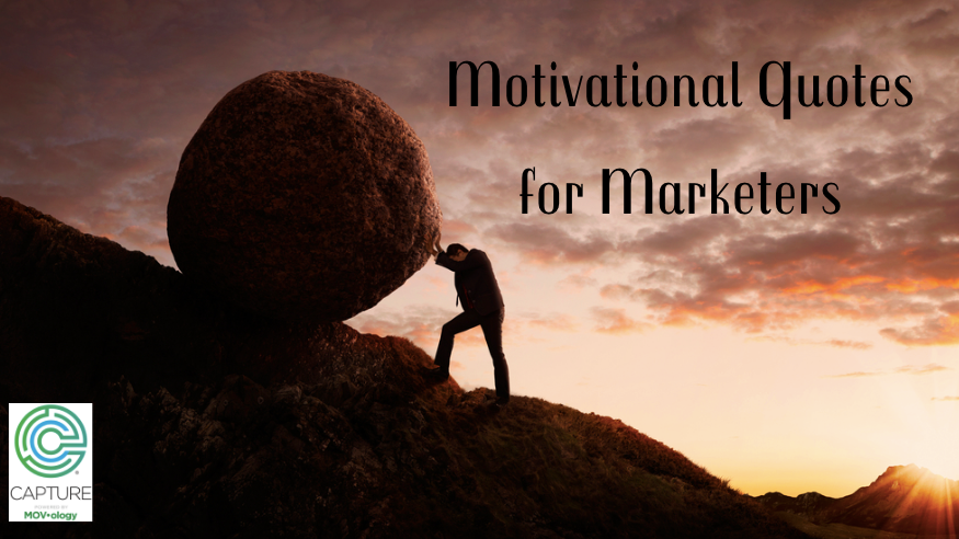 motivation for marketers